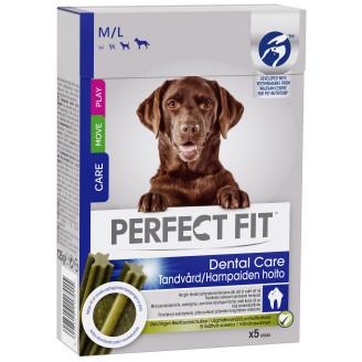 Perfect Fit Koiran herkku 135 g Dental Sticks M/L