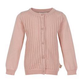 Creamie - Cardigan Pointelle Knit