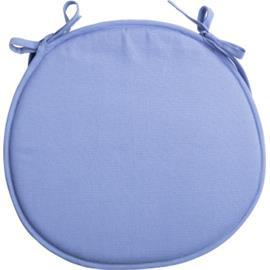 Kotikulta Istuintyyny Ovaali 40 x 38 cm sininen
