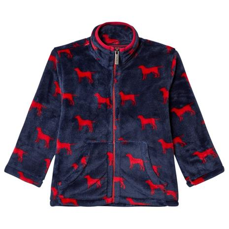 Red Labs Fuzzy Fleece Paita4 years