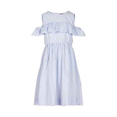 Creamie - Dress w. Stripe