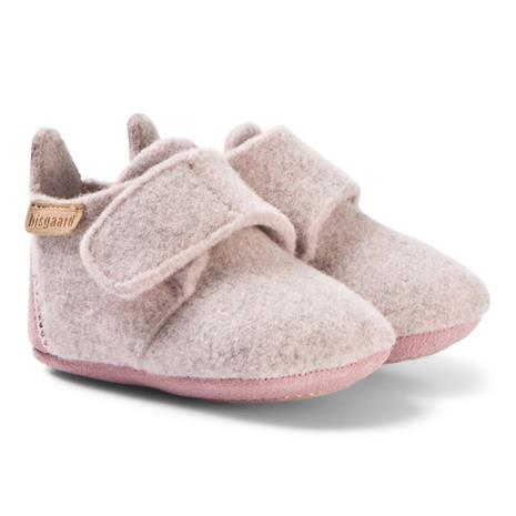 Home Shoe - Wool Star Blush20 EU