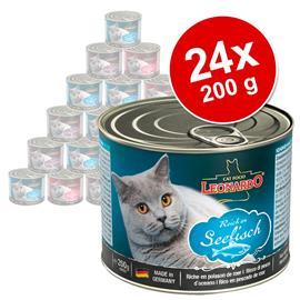 Leonardo All Meat 24 x 200 g - siipikarja