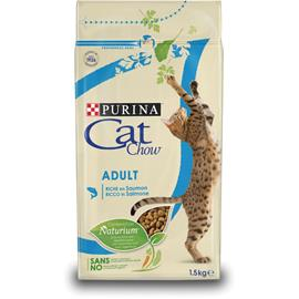 Cat Chow Adult Salmon & Tuna - 2 x 15 kg