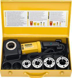Rems 530020 Amigo 2 Set R 1/2''-3/4''-1''-1 1/4'', kierrekone