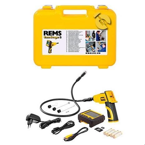Rems 175130 CamScope S Set 16-1, akkutarkastuskamera