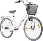 """Ortler Fjaeril Lapset lasten polkupyörä 24"""""""" , valkoinen"""