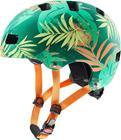 UVEX Kid 3 CC Lapset Pyöräilykypärä , vihreä/monivärinen