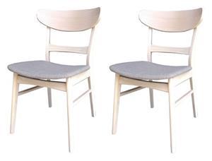 716 Viola tuoli päällystetyllä istuimella
