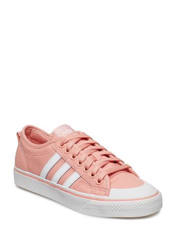 adidas Originals Nizza W Vaaleanpunainen