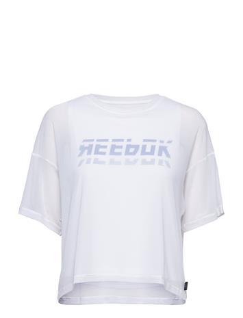 Reebok Wor Myt Mesh Layer Piece Valkoinen