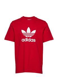 adidas Originals Trefoil T-Shirt Punainen