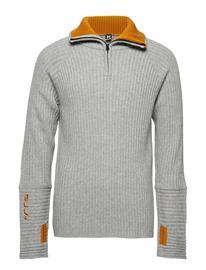 Bula Ride Wool Sweater Harmaa