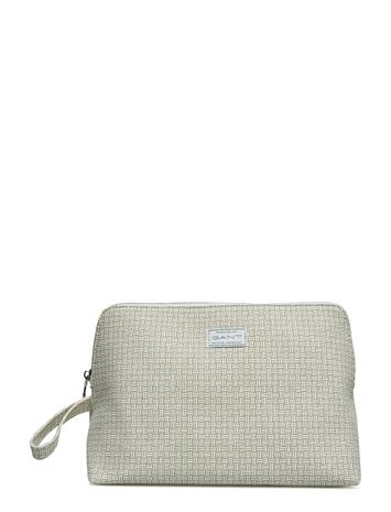 GANT O1. Signature Weave Washbag Hopea