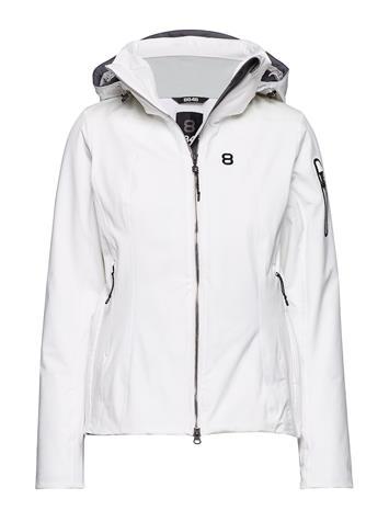8848 Altitude Adali W Jacket Valkoinen
