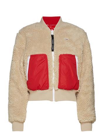 Tommy Jeans Tjw Reversible Sherp Oranssi