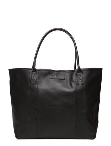Lexington Clothing Mayflower Leather Tote Bag Musta, Miesten laukut