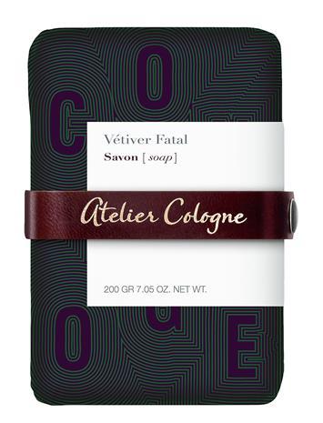 Atelier Cologne Vetiver Fatal Soap 200 Gr Nude