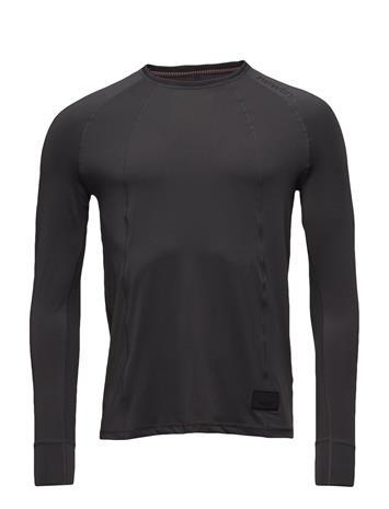 Newline Black Airflow Shirt Harmaa, Miesten takit, paidat ja muut yläosat
