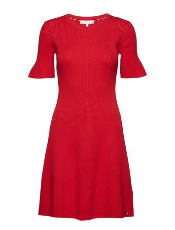 Tommy Hilfiger Sane Dress Punainen