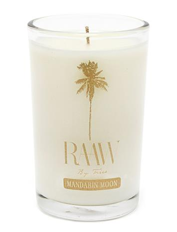 Raaw by Trice Mandarin Moon Scented Candle Nude