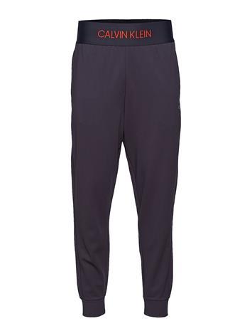 Calvin Klein Performance Knit Pant Sininen, Miesten housut ja shortsit