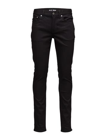 BLK DNM Jeans 25 Musta