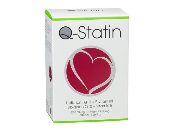 Q Statin Q10 60 mg