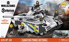 Cobi World of Tanks 3034, Sabaton Primo Victoria