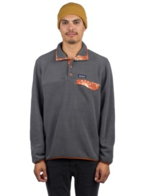 Patagonia LW Synchilla Snap-T Sweater forge grey Miehet