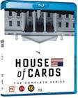 House of Cards: Kaudet 1-6 (Blu-Ray), TV-sarja