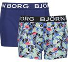 Björn Borg SO 2P BB BOXER JR FLAMINGO