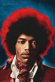Jimi Hendrix Both sides of the sky Juliste monivärinen