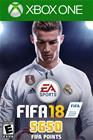 FIFA 17 - 5650 FIFA Points, Xbox One-peli