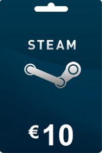 Steam lahjakortti 10 euroa