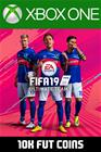FIFA 19 - 10k FUT Coins (Player Auction), Xbox One -peli