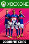 FIFA 19 - 2000k FUT Coins (Comfort Trade), Xbox One -peli