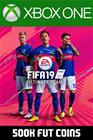 FIFA 19 - 500k FUT Coins (Comfort Trade), Xbox One -peli