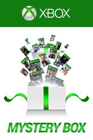Xbox Mystery Box, 3 mysteeripeliä
