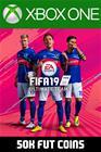 FIFA 19 - 50k FUT Coins (Player Auction), Xbox One -peli