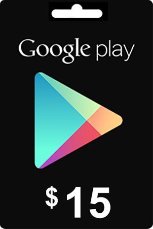 Google Play Kortti