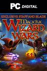 Magicka: Wizard Wars - Exclusive Staff and Blade DLC, PC-peli