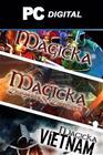 Magicka + Dungeons and Daemons + Vietnam, PC -peli