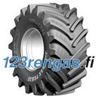 BKT Agrimax Teris ( 750/65 R26 171A8 TL ) Teollisuus-, erikois- ja traktorin renkaat