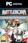 Battleborn - Starter Skin Pack DLC, PC-peli