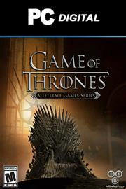 Game of Thrones - A Telltale Games Series, PC -peli