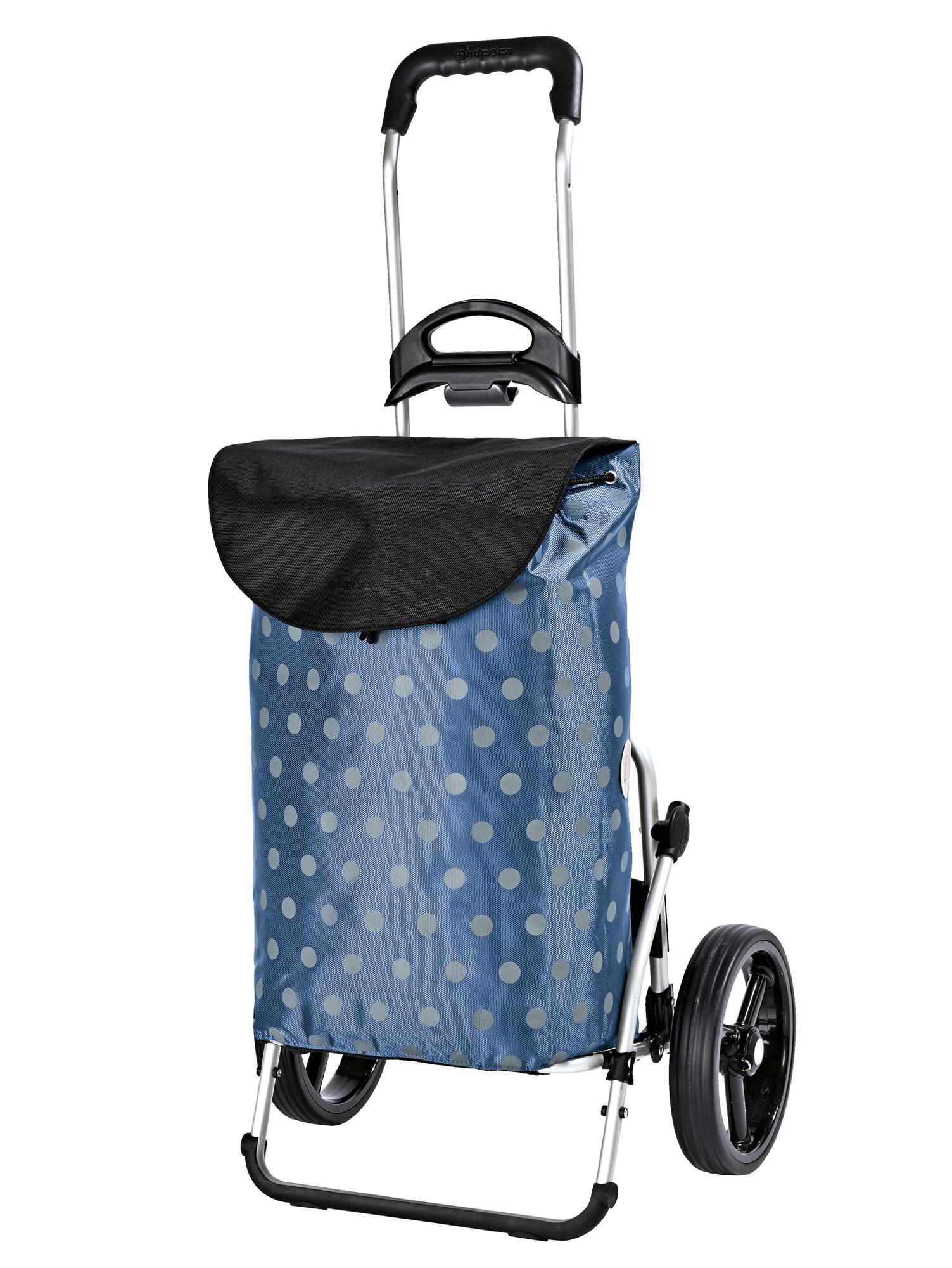 Royal Shopper® Andersen 63941 70X ostoskärry sininen 324736dc49