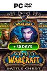 World of Warcraft - 3 kk / 90 pv lisää peliaikaa, PC-peli
