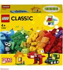 Lego Classic 11001, Palikoita ja ideoita (Bricks and Ideas)