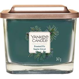 Yankee Candle Frosted Fir - Medium Square Vessel 347 g